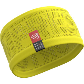 Compressport On/Off Hoofdband, yellow